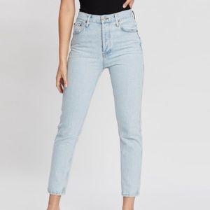 Re/Done 50's Cigarette Jeans